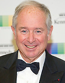 Chairman and CEO of the Blackstone Group Stephen A. Schwarzman arrives for the formal Artist's Dinner honoring the recipients of the 39th Annual Kennedy Center Honors hosted by United States Secretary of State John F. Kerry at the U.S. Department of State in Washington, D.C. on Saturday, December 3, 2016. The 2016 honorees are: Argentine pianist Martha Argerich; rock band the Eagles; screen and stage actor Al Pacino; gospel and blues singer Mavis Staples; and musician James Taylor.<br /> Credit: Ron Sachs / Pool via CNP