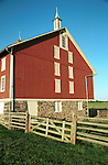 Red barn with white shutters and split rail fence Pennsylvania, Amish barn Pennsylvania USA, barn, Fine art and stock photography by Ronald T. Bennett Photography ©, RonBennettPhotography.com, RonBennettPhotography.net, Commonwealth of Pennsylvania, Keystone state, Thirteen Colonies, Fine Art Photography by Ron Bennett, Fine Art, Fine Art photography, Art Photography, Copyright RonBennettPhotography.com © Fine Art Photography by Ron Bennett, Fine Art, Fine Art photography, Art Photography, Copyright RonBennettPhotography.com ©