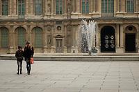 Louvre walk