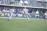 Ole Miss vs. TCU in baseball action at Lupton Stadium in Fort Worth, Texas on Sunday, February 19, 2012. TCU won 5-3.
