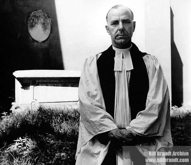 Vicar, 1950s