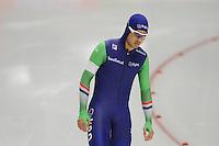 SPEED SKATING: INZELL: 04-12-2015, Max Aicher Arena, ISU World Cup, ©foto Martin de Jong