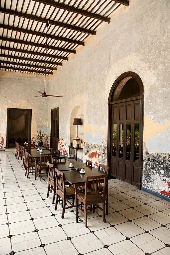 Fundacion de Artistas (Coqui Coqui). Merida, Yucatan, Mexico