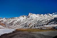 Impressions of the Silvretta Hochalpenstrasse mountainpass in Vorarlberg (Austria, 14/10/2011)