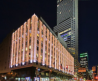 Bloomingdale's  upscale-luxury, American department store, Manhattan, New York City, New York, USA
