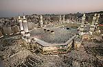 Contemplation in Mecca