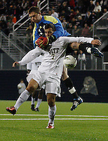 Men's Soccer: University of Pittsburgh vs University of Notre Dame