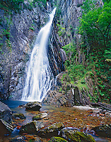 Grey Mare's Tail Falls,  near Kinlochleven, Glencoe Area, Scotland, United Kingdom