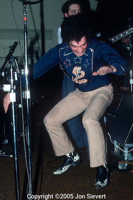 Lucky Oceans, March 1977