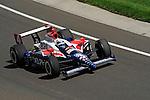 10-18 May 2008, Indianapolis,Indiana USA.Vitor Meira.©2008 F.Peirce Williams USA.