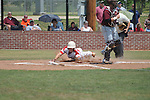 Lafayette High vs. New Albany in high school baseball playoff action in Oxford, Miss. on Saturday, May 5, 2012. New Albany won 7-5.