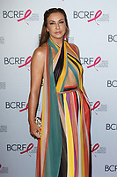 """Ingrid Vandebosch attends The Breast Cancer Research Foundation """"Super Nova"""" Hot Pink Party on May 12, 2017 at the Park Avenue Armory in New York City."""