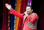 The legendary Heera Group perform at the Vaisakhi Festival, Trafalgar Square, London, UK (5 May 2013). Vaisakhi is one of the most important days in the Sikh religion, and also marks the beginning of the New Year. Heera Group formed in 1980 and are one of the pioneers of British Bhangra.