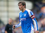 St Johnstone FC...Season 2012-13.Murray Davidson.Picture by Graeme Hart..Copyright Perthshire Picture Agency.Tel: 01738 623350  Mobile: 07990 594431
