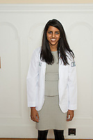 Sruthi Sakamuri. Class of 2017 White Coat Ceremony.