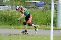 SPECIAL OLYMPICS: SNEEK: Sportpark Schutterveld, 14-06-2014, Special Olympics Nationale Spelen Fryslân 2014, ©Martin de Jong
