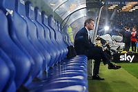 FUSSBALL   1. BUNDESLIGA   SAISON 2011/2012    11. SPIELTAG Hamburger SV - 1. FC Kaiserslautern                          30.10.2011 Sportdirektor Frank ARNESEN (Hamburg)