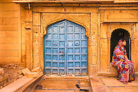 From the streets of Jaisalmer, Rajasthan, India