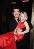 Aiden Turner and Lucy Merriam.at The All My Children Christmas Party on December 20, 2007 at Arena in New York City. .Robin Platzer, Twin Images