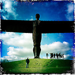 Angel of the North, Gateshead, Tyne & Wear