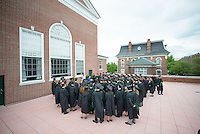 Commencement class of 2013.