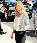 """Celebrities visit """"Late Show with David Letterman"""" June 20,, 2011"""
