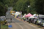 Balcombe West Sussex UK. Fracking protest camp.