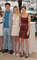 Cannes 2013 - Bling Ring Photocall