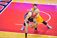 Cleveland Cavaliers defeated Washington Wizards in OT 140-135 during a game at the Verizon Center in Washington, D.C. on Monday, February 6, 2017.  Alan P. Santos/DC Sports Box