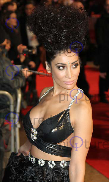 Sophia Hyatt Morning Glory UK Premiere, Empire Cinema, Leicester Square, London, UK, 11 January 2011: Contact: Ian@Piqtured.com +44(0)791 626 2580 (Picture by Richard Goldschmidt)