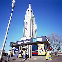 Victoria, BC, Vancouver Island, British Columbia, Canada - Visitor Centre, Tourist Information Center