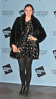 Sophie Ellis Bextor at the Skate at Somerset House with Fortnum &amp; Mason VIP launch party, Somerset House, The Strand, London, England, UK, on Wednesday 16 November 2016. <br /> CAP/CAN<br /> &copy;CAN/Capital Pictures /MediaPunch ***NORTH AND SOUTH AMERICAS ONLY***