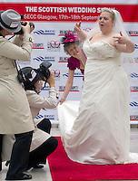 Scottish Wedding Show 2011