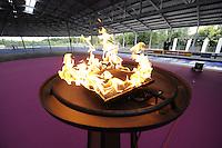 Opening buitensportpark Sportstad Heerenveen 010916