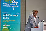 2.7.2015, Berlin Topographie des Terrors. NEBA-Konferenz Antisemitismus heute. Dr. Julius Schöps