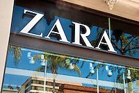 Zara, Pasadena, CA, Old Town, Colorado, Boulevard, eclectic old town area