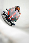 5 January 2008: NHRA 2006 Rookie of the Year J.R. Todd exits a turn at the 3rd Annual Chevy Geoff Bodine Bobsled Challenge at the Olympic Sports Complex on Mount Van Hoevenberg, in Lake Placid, New York...Mandatory Photo Credit: Ed Wolfstein Photo