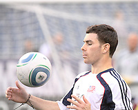 The New England Revolution drew FC Dallas 1-1, at Gillette Stadium on May 1, 2010