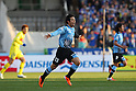Koji Yamase (Frontale), MARCH 5, 2011 - Football : 2011 J.LEAGUE Division 1 between Kawasaki Frontale 2-0 Montedio Yamagata at Kawasaki Todoroki Stadium, Kanagawa, Japan. (Photo by YUTAKA/AFLO SPORT) [1040]
