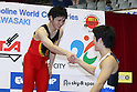 Masaki Ito (JPN), JULY 9, 2011 - Trampoline : 2011 FIG Trampoline World Cup Series Kawasaki Men's Individual Final at Todoroki Arena, Kanagawa, Japan. (Photo by YUTAKA/AFLO SPORT) [1040]