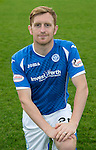 St Johnstone FC Photocall, 2015-16 Season....03.08.15<br /> Liam Craig<br /> Picture by Graeme Hart.<br /> Copyright Perthshire Picture Agency<br /> Tel: 01738 623350  Mobile: 07990 594431