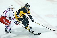 Round 1 Game 2 Pittsburgh Penguins vs New York Rangers