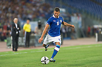 Argentina beats Italy 2-1 during the international friendly between Italy vs Argentina at Stadio Olimpico, in Rome, on August 14, 2013 in Rome. In the photo: Antonio Candreva Italy. Photo: Adamo Di Loreto/BuenaVista*photo