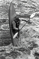 Pix:Michael Steele/SWpix...Canoe Slalom, Nottingham...COPYRIGHT PICTURE>>SIMON WILKINSON..Canoe Slalom, Nottingham.