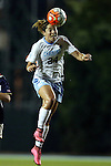 22 October 2015: North Carolina's Paige Nielsen. The University of North Carolina Tar Heels hosted the Notre Dame University Fighting Irish at Fetzer Field in Chapel Hill, NC in a 2015 NCAA Division I Women's Soccer game. UNC won the game 2-1.