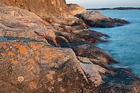 Coastal landscape in the M&ouml;ja S&ouml;derfj&auml;rd.<br /> Stockholm Archipelago, Sweden