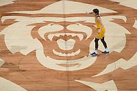 Cal Basketball W vs Arizona, January 22, 2017