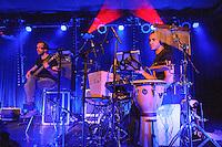 Rhani Krija - Dominic Miller Band  im Hallenbad Wolfsburg am 28.May 2014. Foto: Rüdiger Knuth