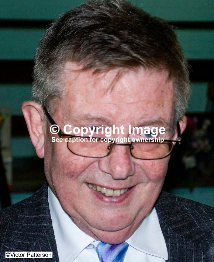 Ken Powells, Bart Players. Picture taken at Noel Linton Memorial Service, St Bartholomew's, Stranmillis Road, Belfast. 200907092849..Copyright Image from Victor Patterson, 54 Dorchester Park, Belfast, UK, BT9 6RJ..Tel: +44 28 9066 1296.Mob: +44 7802 353836.Voicemail +44 20 8816 7153.Skype: victorpattersonbelfast.Email: victorpatterson@mac.com.Email: victorpatterson@ireland.com (back-up)..IMPORTANT: If you wish to use this image or any other of my images please go to www.victorpatterson.com and click on the Terms & Conditions. Then contact me by email or phone with the reference number(s) of the image(s) concerned.