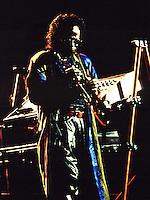 Miles Davis, in Coliseu do Porto..Porto